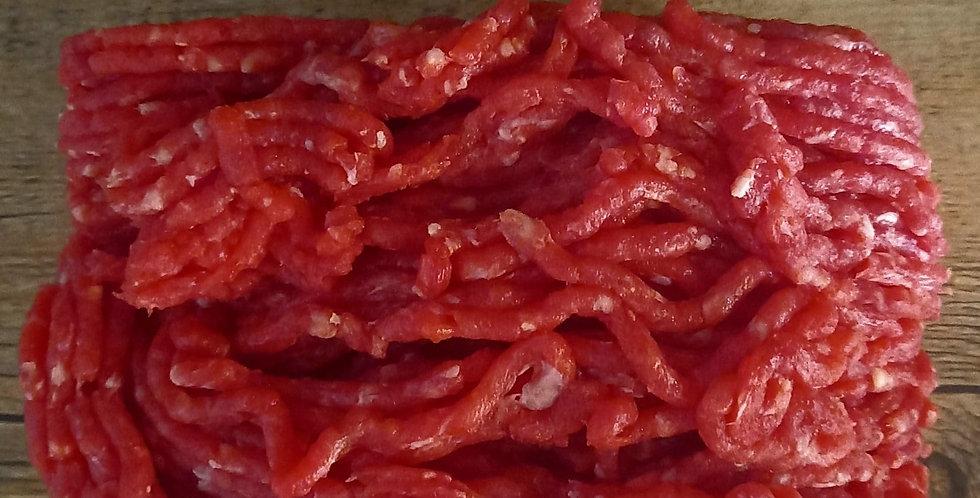 95% Lean Bowland Minced Beef Steak (1kg)