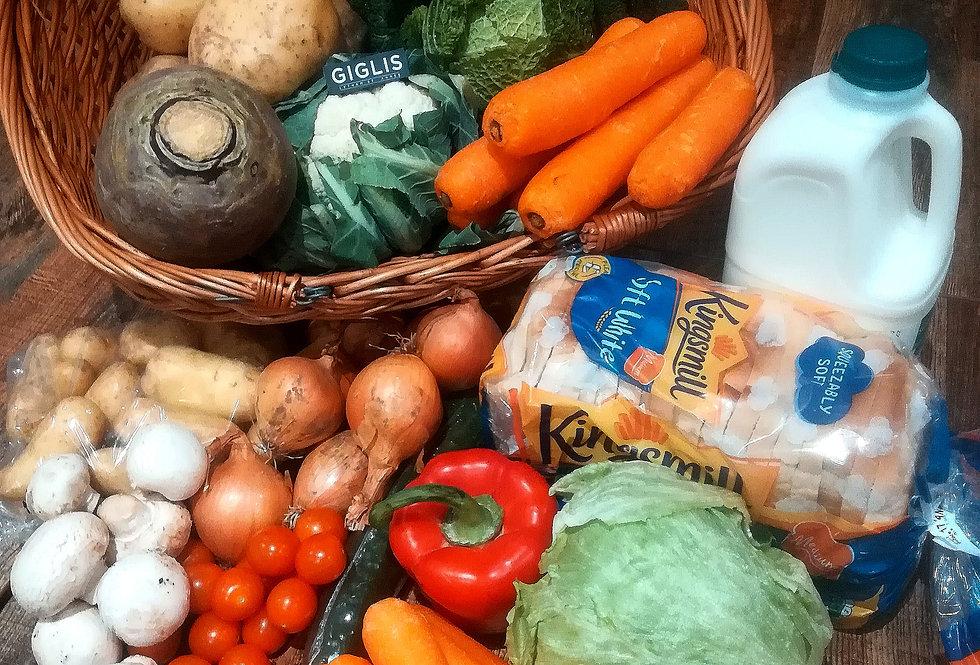The Vegetable Box
