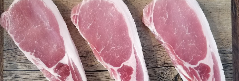 Home Cured Back Bacon (1kg)