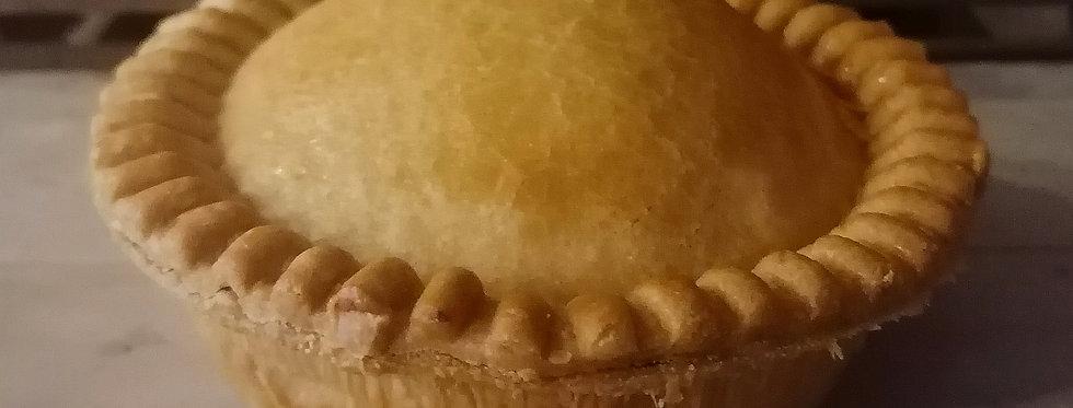 Meat & Potato Pies