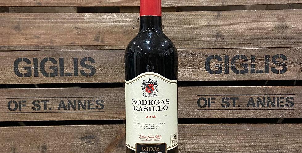 Bodegas Rasillo Red Wine