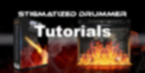 In depth tutorials about drum programming