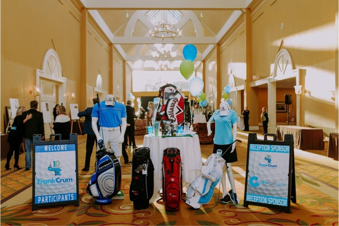 Professional Golf Events Pro Shop