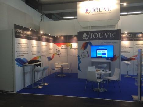 Venez rencontrer Jouve au Frankfurt Book Fair, du 19 au 23 octobre