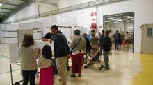 Journée « portes ouvertes » : découverte de l'activité Impression de Jouve à Mayenne