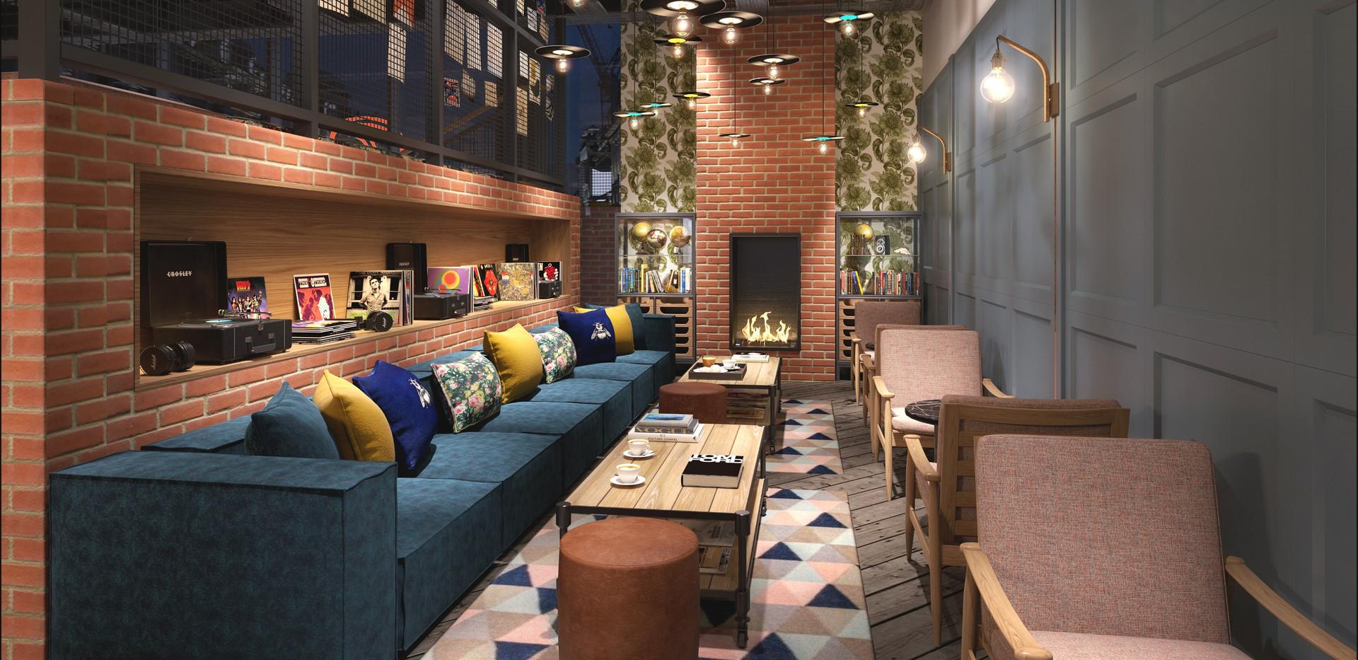 P571 Brooklyn Hotel Snug