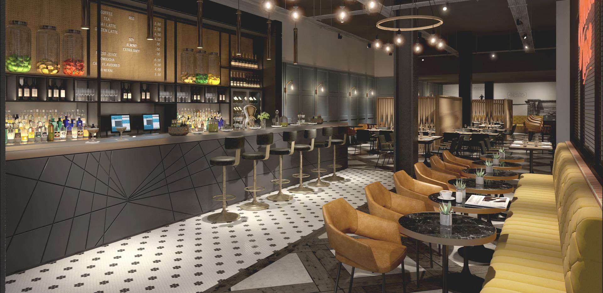 P571 Brooklyn Hotel Bar