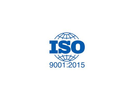 We Have Upgraded Our ISO Accreditation to 2015