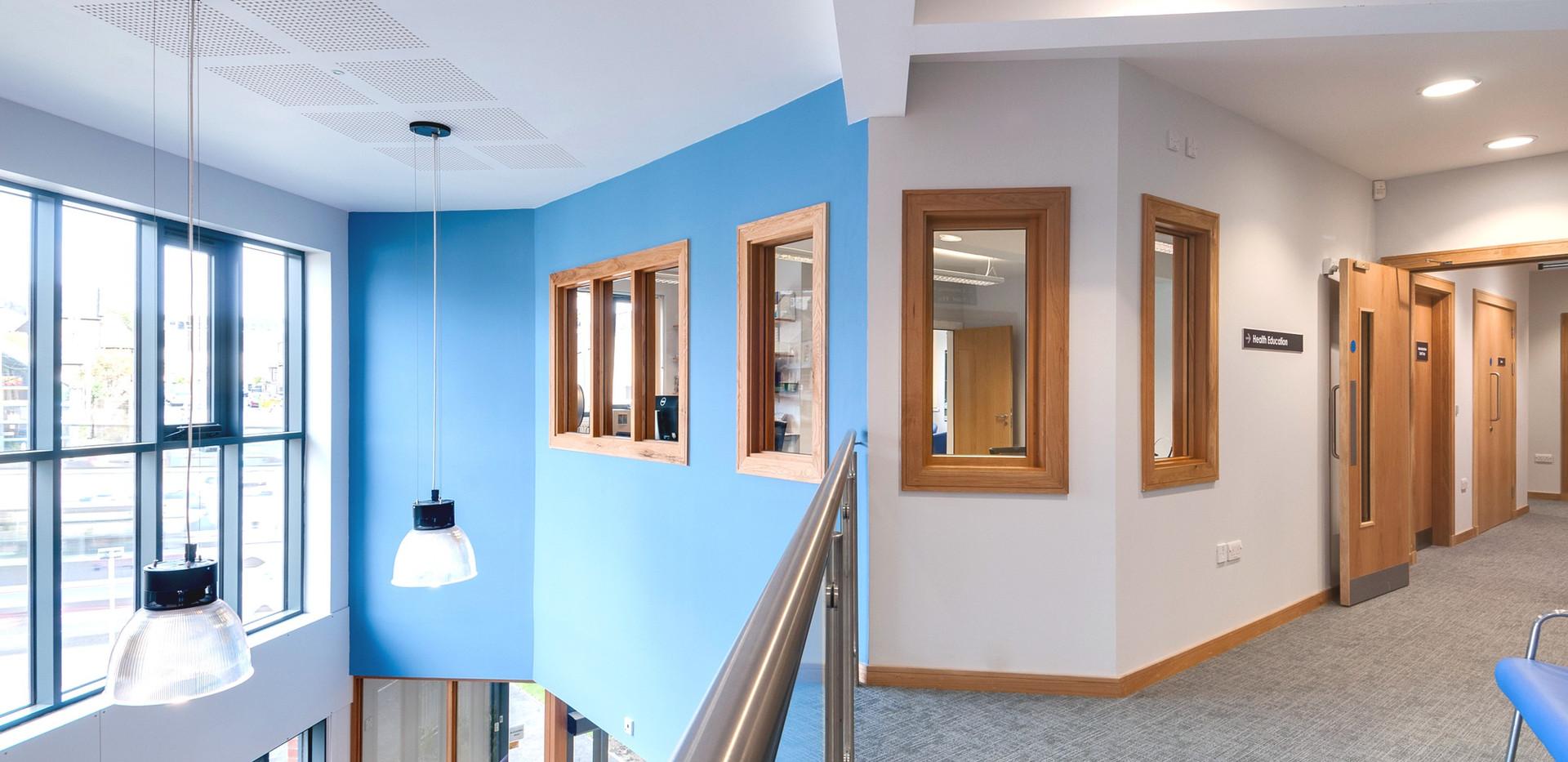 P035 Farrow Medical Corridor
