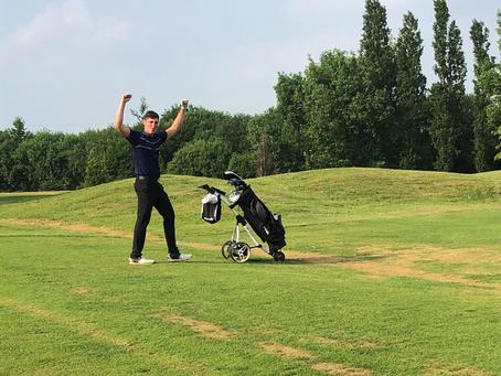 Golf Victory for NOVO Junior Engineer