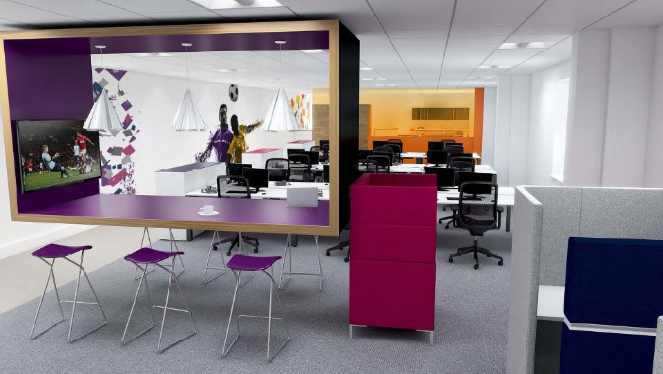 P170 SIS F3 Purple Office