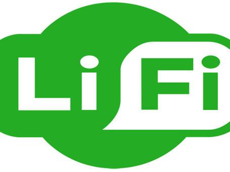 Li-Fi: Data by Light