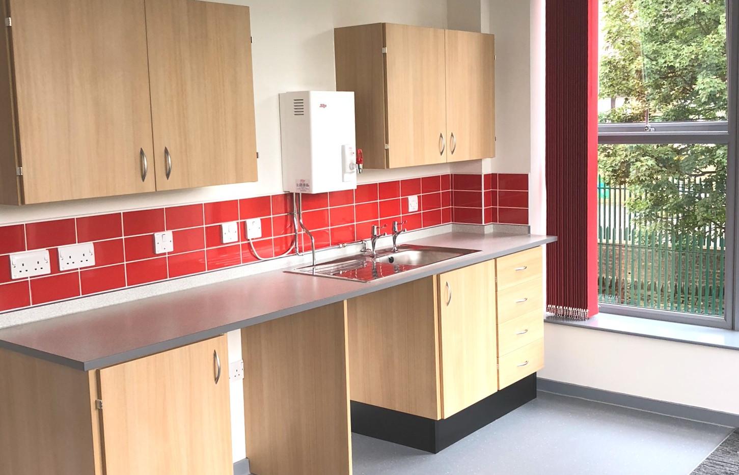 P479 Moorside F3 Kitchen