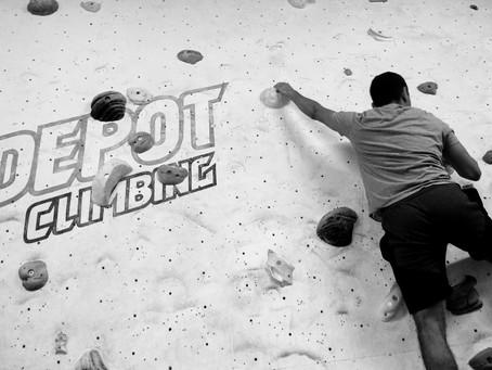 Climbing for Mental Health
