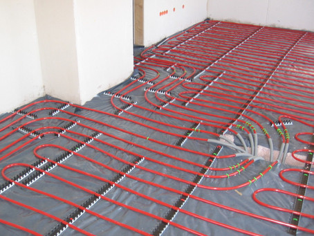 The Next Leading Energy-Saving Solution: Underfloor Cooling