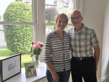 Ruby Wedding Anniversary at Oxford House