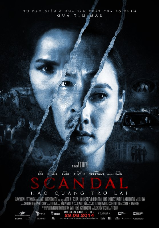 Scandal: Hao Quang Tro Lai