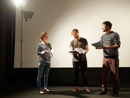 An Easy Breathing Exercise to Help Pick Up Cues and Remember Scenes