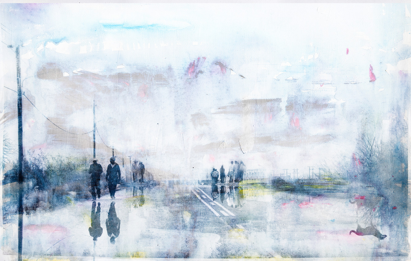 """""""The way home Aberdeen"""" (1 available)"""