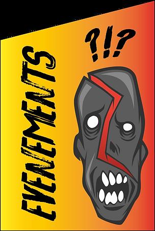 Logo evenements