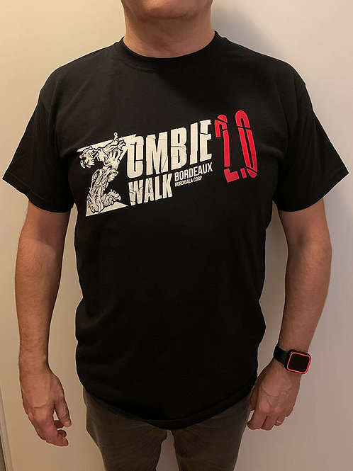 T-Shirt Zombiewalk 2.0