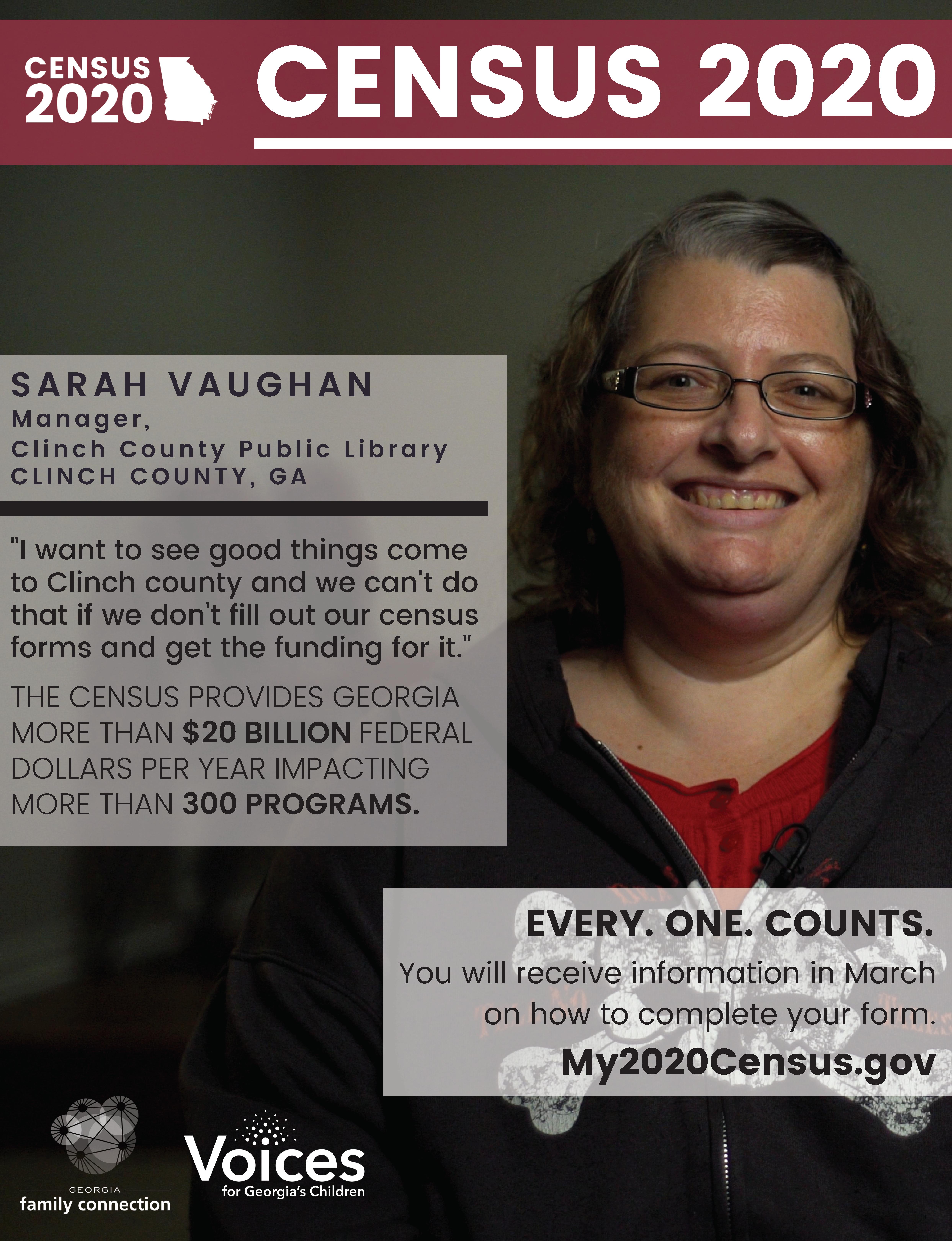Sarah Vaughn Poster