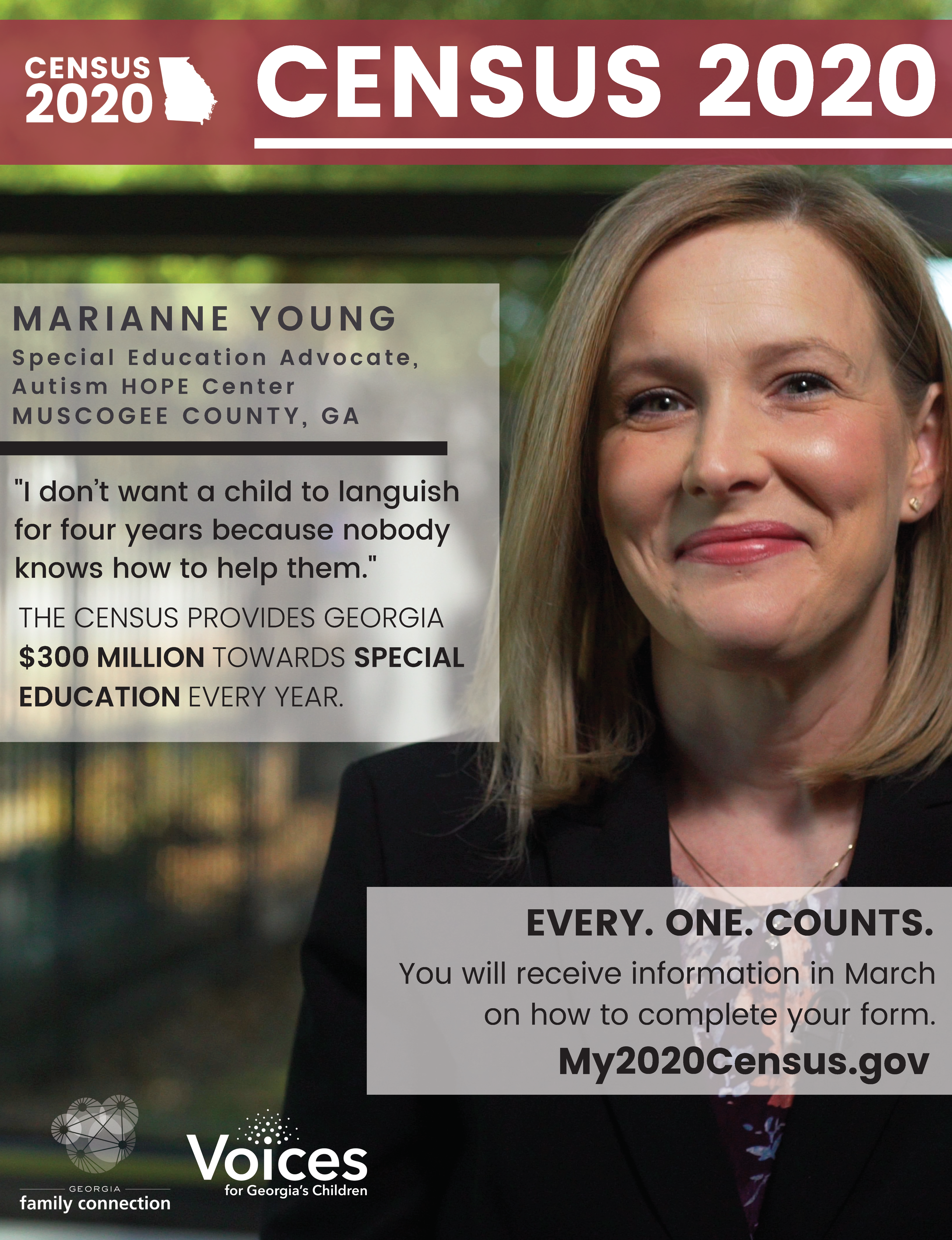 Marianne Young Poster
