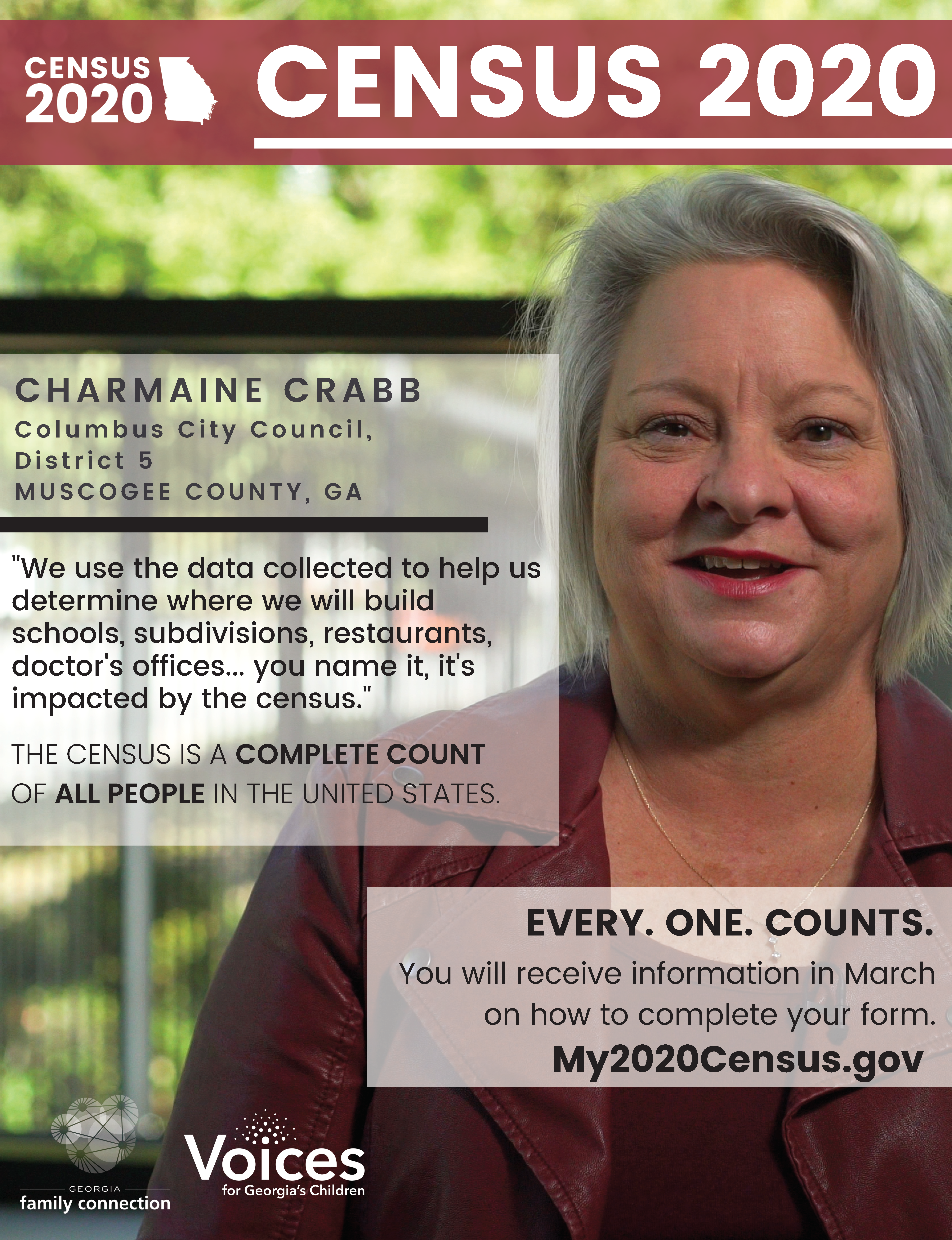Charmaine Crabb Poster