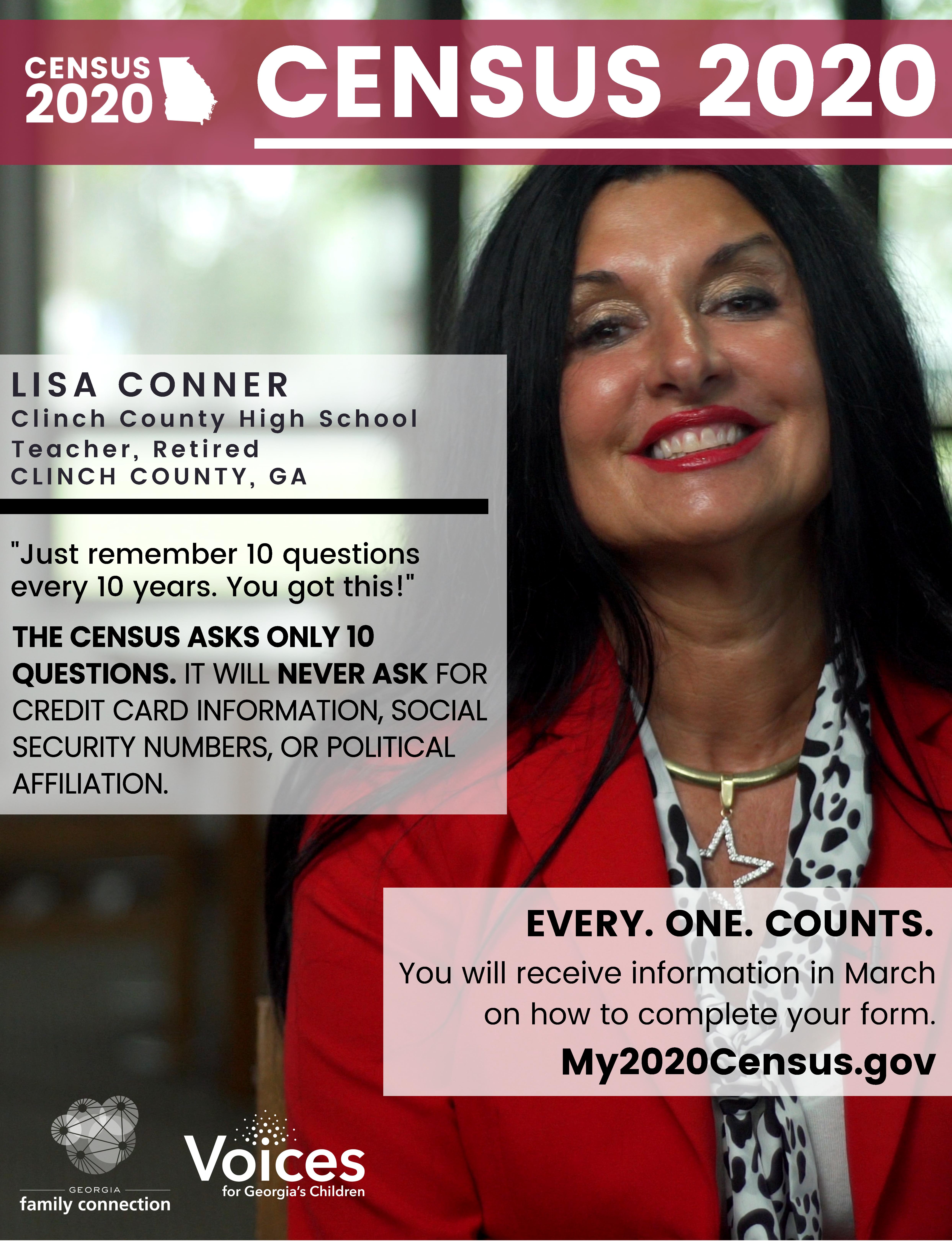 Lisa Conner Poster