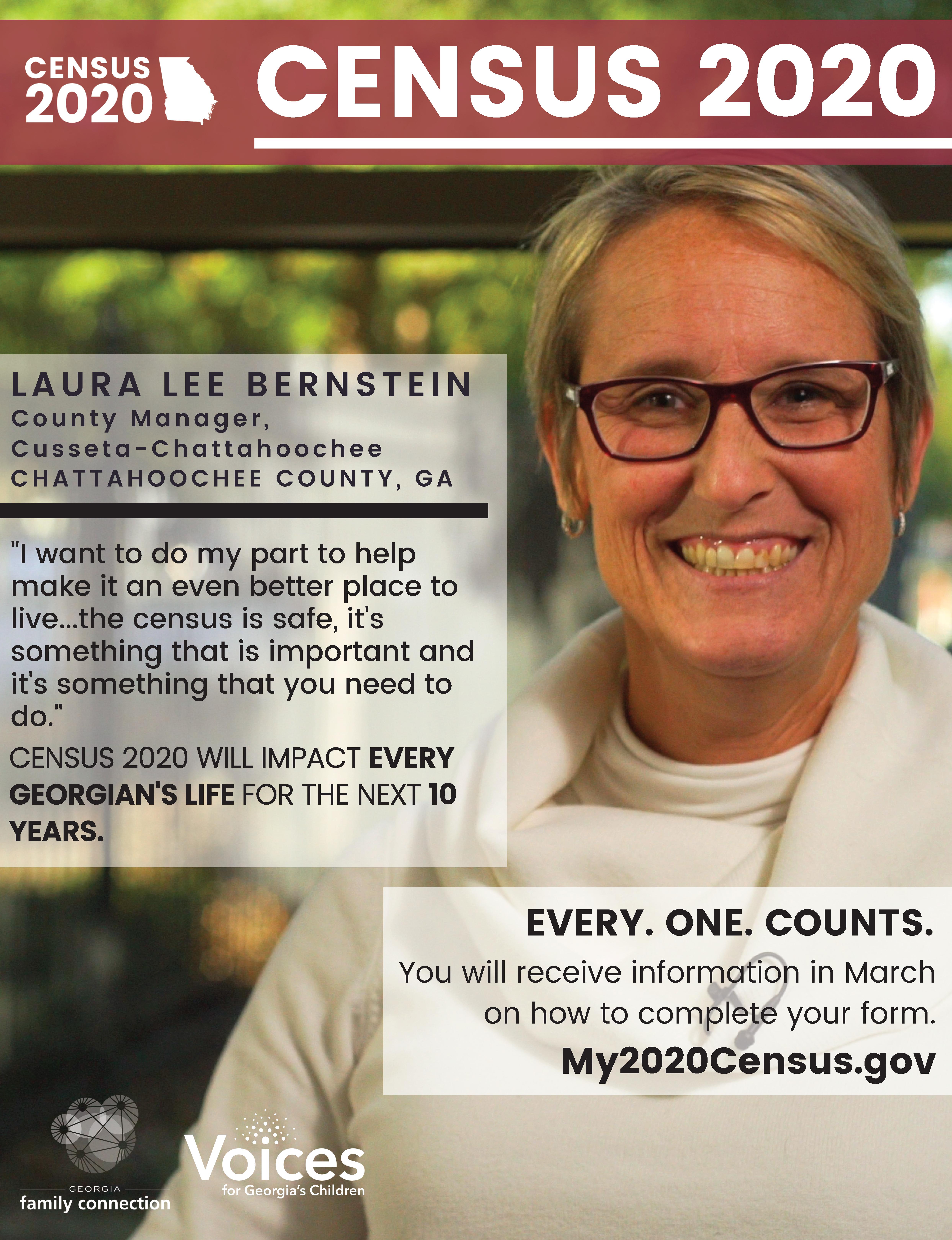 Laura Lee Bernstein Poster
