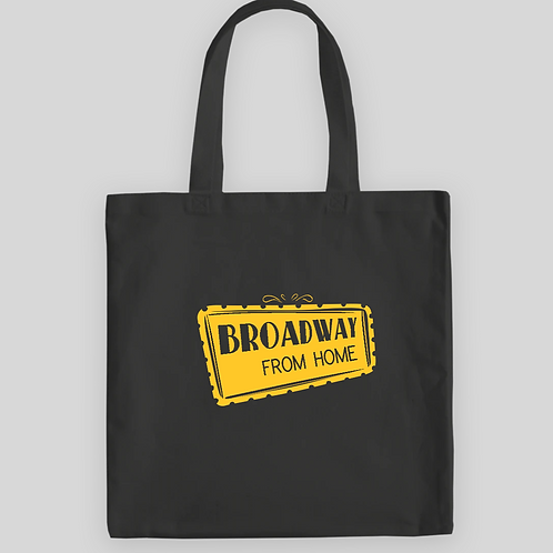 Broadway from Home Tote Bag