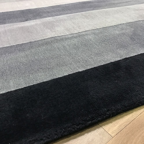 Venus Stripe Dark Grey 160x230cm