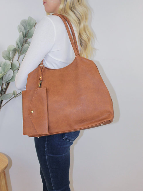 Tote w/ Bag inside