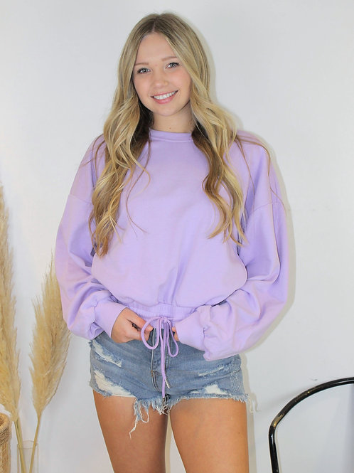 Oversize Fit Pullover