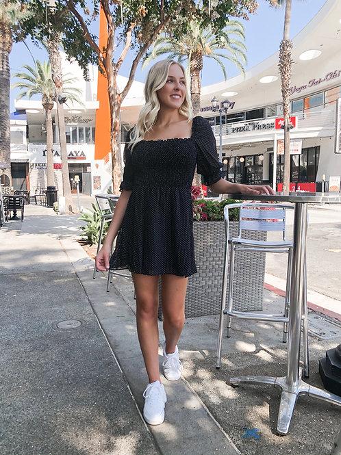 Beatriz Smocked Dress