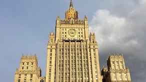 МИД России подвел основные итоги 2020 года