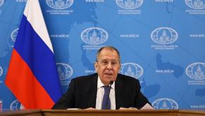 Сергей Лавров провёл пресс-конференцию и ответил на вопросы соотечественников
