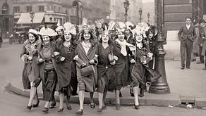 К истории 8 марта – международного дня женской солидарности