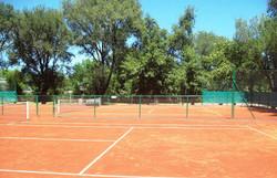 Canchas de Tenis