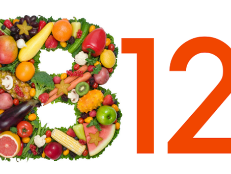 On a plant-based diet? Make sure you are taking vitamin B12.
