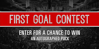 2018-19 First Goal Contest