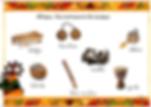 Association Acadiat   Musique africaine   Afrique - Les instruments de musique   79 Niort