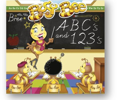 Bree The Busy Bee ABC's and 123's
