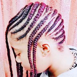 #giftedhands #braids #hairstyles #lemona