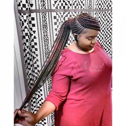 #braids #boxbraids #hair #protectivestyl