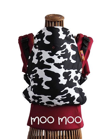 Moo Moo (Maroon)
