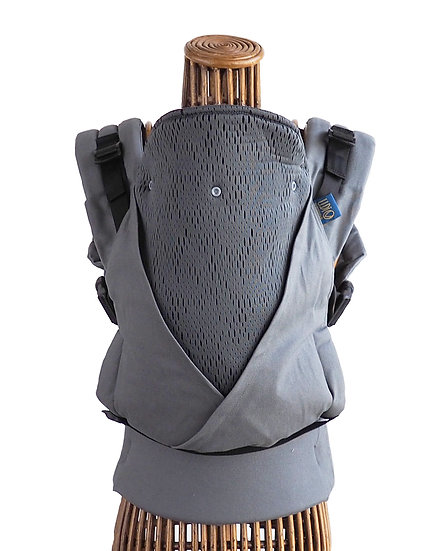 (RENT) U.Di Mesh Carrier - Grey
