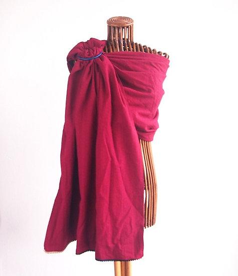 (RENT) U.Di Cotton Slings - Crimson Red