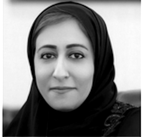 Her Excellency Fatima Al Jaber