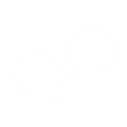 White Messages Icon.png